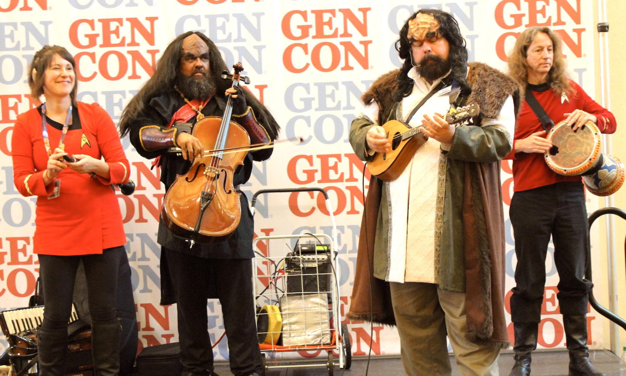il Troubadore Klingon Music Project